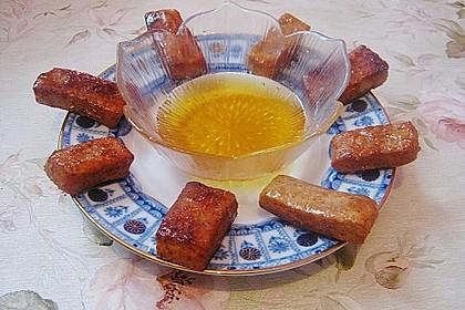 Frittierte Honigstäbchen 1