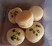 Vanille Macarons (Bild)