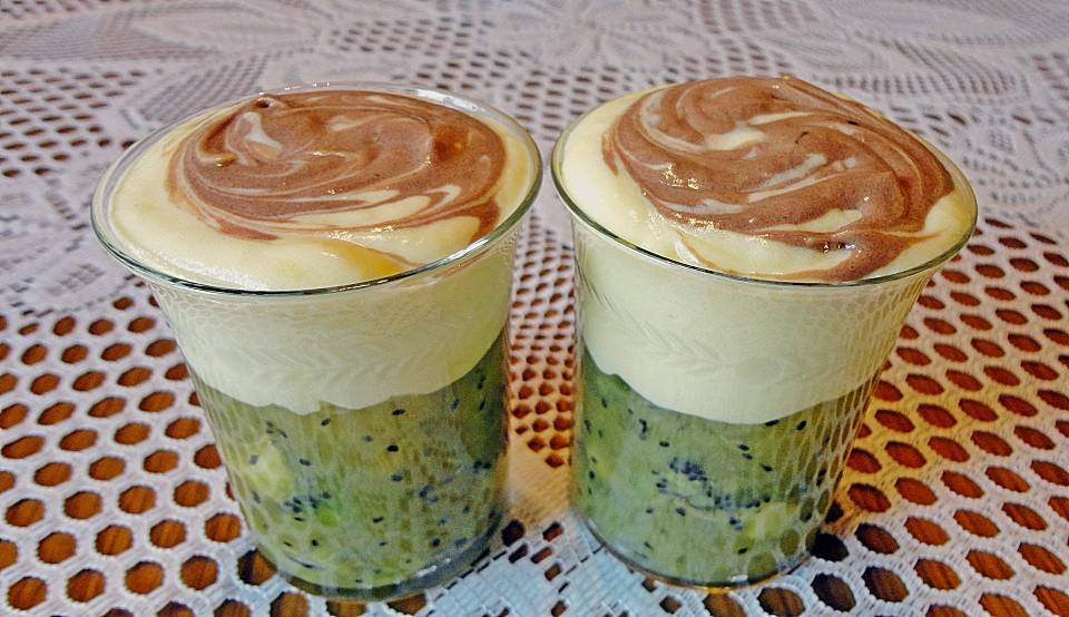 Десерт из киви рецепт с фото