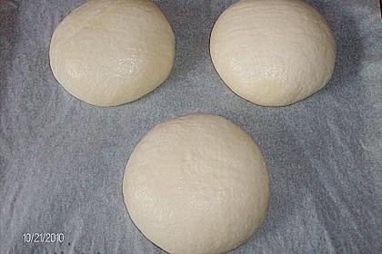 Pizzateig italienisch