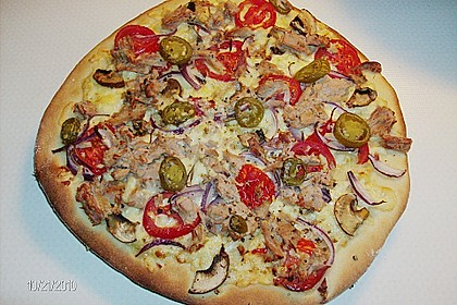 Pizzateig italienisch 2