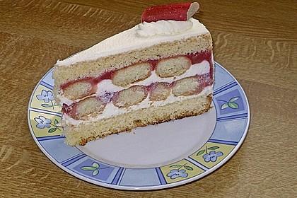 Rhabarber-Tiramisu-Torte 0