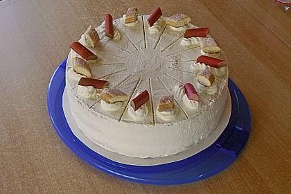 Rhabarber-Tiramisu-Torte 2