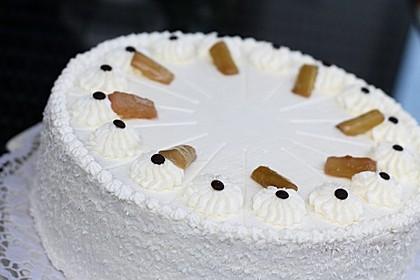 Rhabarber-Tiramisu-Torte 1