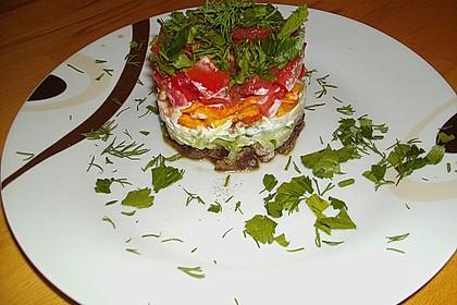 Kebab Salat