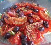 Italienischer Tomatensalat