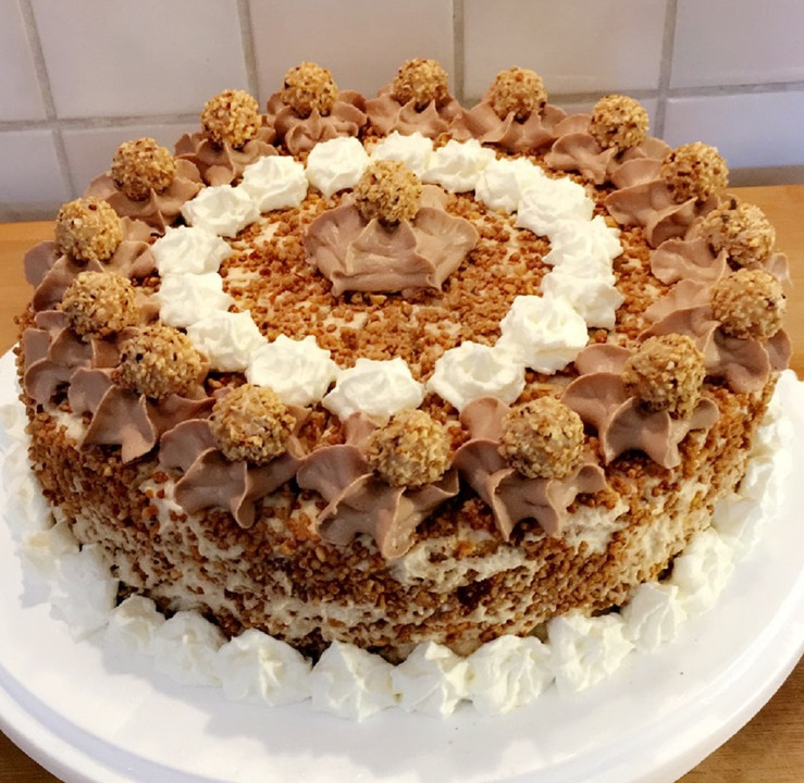 Giotto-Torte von teddy-64 | Chefkoch.de  Giotto-Torte vo...
