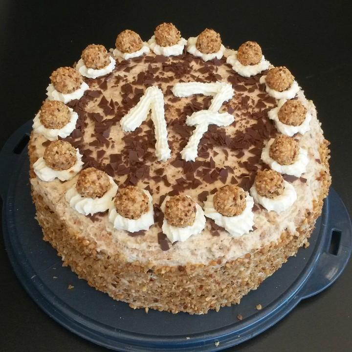 Giotto-Torte (Rezept mit Bild) von teddy-64 | Chefkoch.de  Giotto-Torte (R...