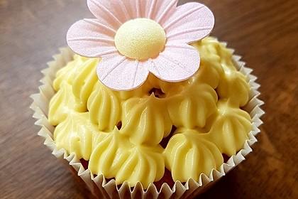 Zitronen-Cupcakes mit Creamcheese-Frosting 1