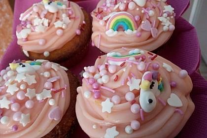 Zitronen-Cupcakes mit Creamcheese-Frosting 2
