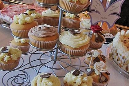 Zitronen-Cupcakes mit Creamcheese-Frosting 52