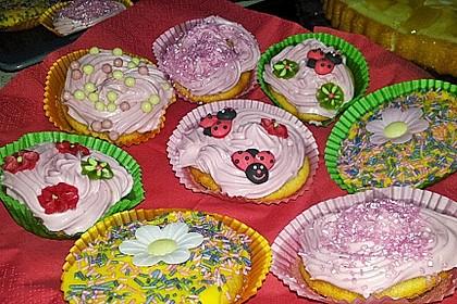 Zitronen-Cupcakes mit Creamcheese-Frosting 77