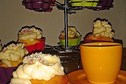 Zitronen-Cupcakes mit Creamcheese-Frosting 61
