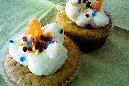 Zitronen-Cupcakes mit Creamcheese-Frosting 78