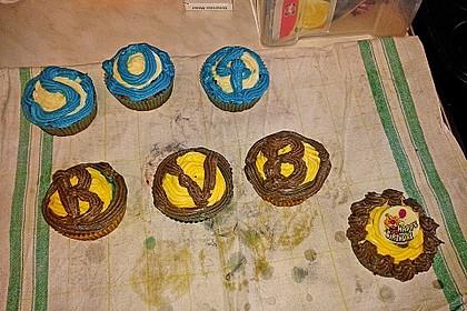 Zitronen-Cupcakes mit Creamcheese-Frosting 84