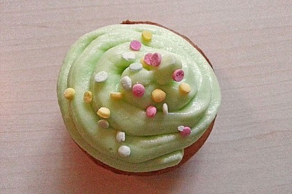 Zitronen-Cupcakes mit Creamcheese-Frosting 56