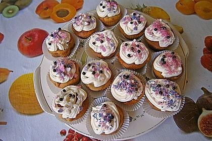 Zitronen-Cupcakes mit Creamcheese-Frosting 45
