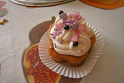 Zitronen-Cupcakes mit Creamcheese-Frosting 58