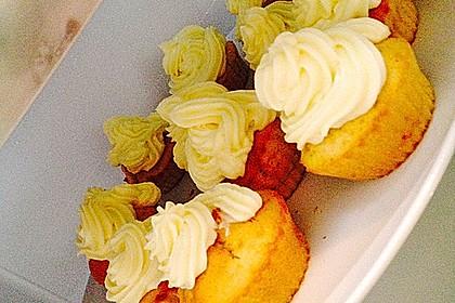 Zitronen-Cupcakes mit Creamcheese-Frosting 76