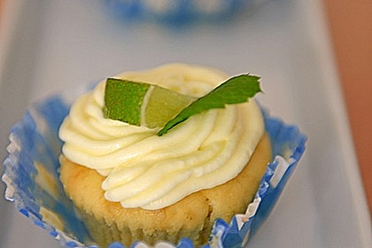 Zitronen-Cupcakes mit Creamcheese-Frosting 27