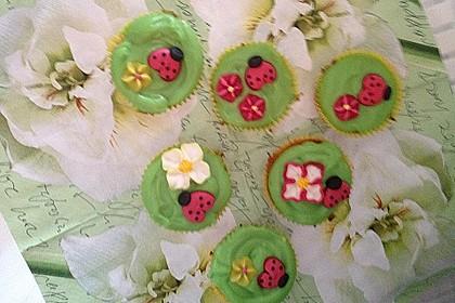 Zitronen-Cupcakes mit Creamcheese-Frosting 53