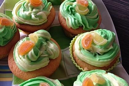 Zitronen-Cupcakes mit Creamcheese-Frosting 33