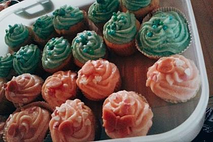 Zitronen-Cupcakes mit Creamcheese-Frosting 40