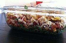 Bruschetta Schichtsalat
