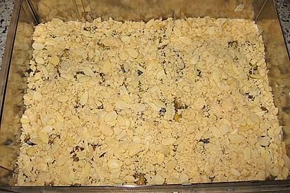 Zwetschgenkuchen mit Marzipanstreusel 5