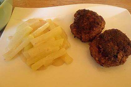 Kohlrabi-Gemüse mit heller Sauce 21