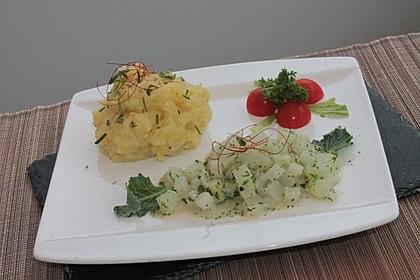 Kohlrabi-Gemüse mit heller Sauce 34