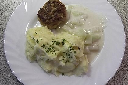 Kohlrabi-Gemüse mit heller Sauce 16