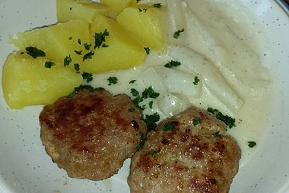 Kohlrabi-Gemüse mit heller Sauce 29