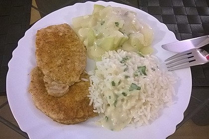 Kohlrabi-Gemüse mit heller Sauce 20