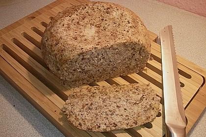 Low Carb Brot 1