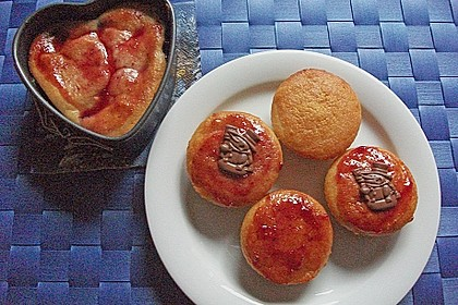 Quark-Zimt Muffins 15