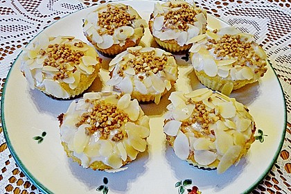 Quark-Zimt Muffins 4