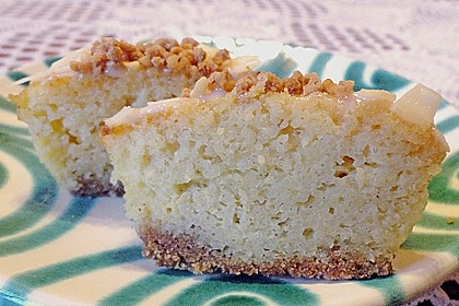 Quark-Zimt Muffins 2