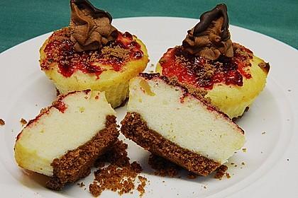 Quark-Zimt Muffins 1