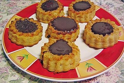 Quark-Zimt Muffins 19