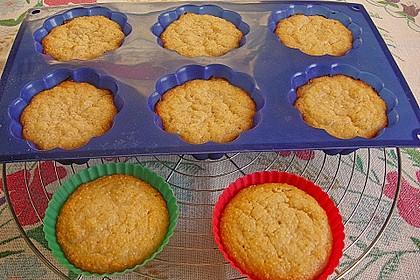 Quark-Zimt Muffins 8