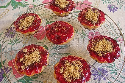 Quark-Zimt Muffins 7
