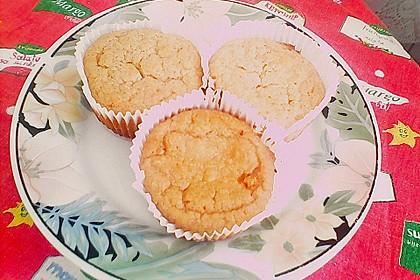 Quark-Zimt Muffins 20