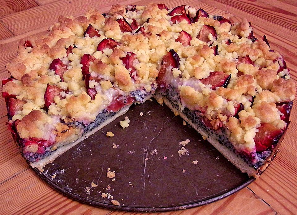 Kuchen mit bild zwetschgenkuchen
