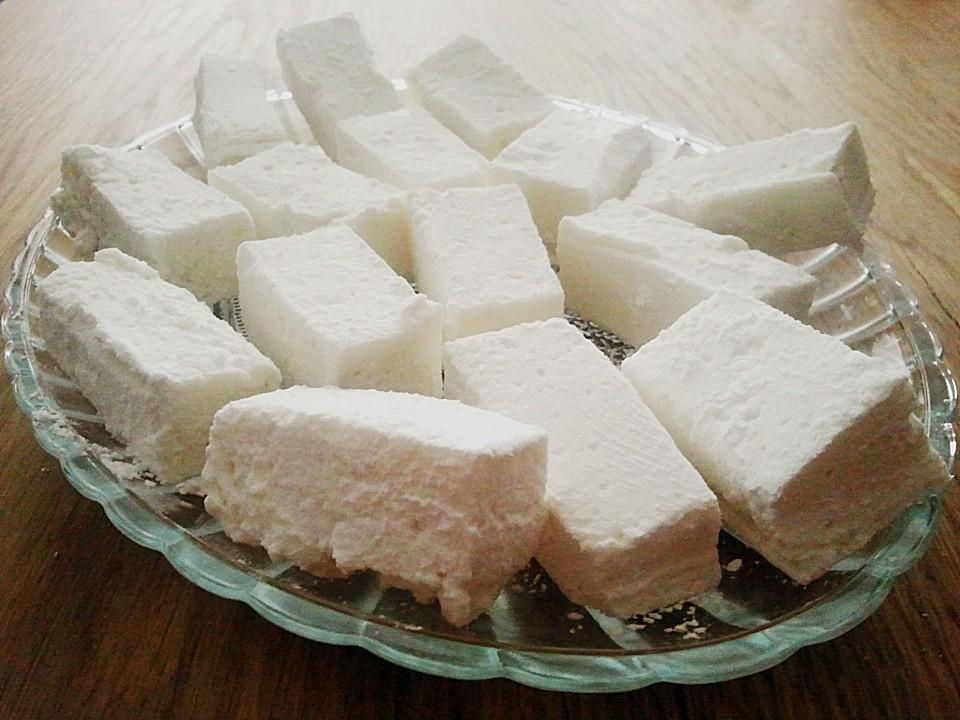 Marshmallows selber machen Rezept mit Bild von Patfie