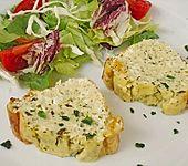 Schafskäse-Kräuter-Soufflé (Bild)