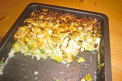 Kartoffel-Lauch Auflauf 6