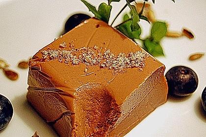 Albertos Schokoladen-Quark Parfait