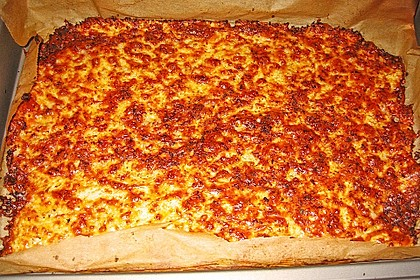 Low Carb Pizzaboden aus Blumenkohl 121