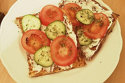 Low Carb Pizzaboden aus Blumenkohl 48